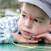 Типові симптоми струсу мозку у дітей