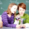 В австралійській школі діти займаються стоячи