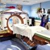 У нью-йорку дитячу лікарню перетворили на піратську шхуну