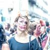 У Турині пройшов зомбі парад