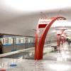 У вестибюлях столичного метро з'являться зони очікування