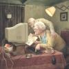 Веселі картини Маріуса ван Доккума!