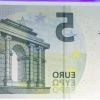 Введена в обіг нова купюра в 5 євро