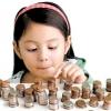 Стягнення аліментів з позивача у твердій грошовій сумі