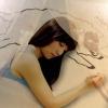 Здоровий сон для японок в кафе quska sleeping