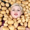 Жінка, їсть тільки картоплю, тому що боїться іншої їжі