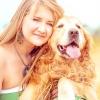 Тварини позбавлять від тривоги й самотності