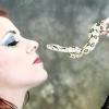Змія у гінеколога