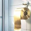 Золота туалетний папір