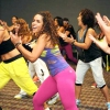 Zumba® fitness party - moscow open air 2013