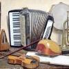 Кросворд на тему музичні інструменти