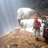 Подорож по острову ява: печера джомбланг (goa jomblang)