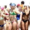 Змагання дівчат-рятувальників в нью-джерсі
