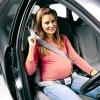 Поради вагітним за кермом