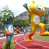 Талісмани олімпіади-2016 отримали імена