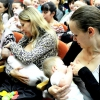 Флешмоб годуючих мам