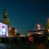 Хворостовський і Нетребко на червоній площі