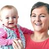 Мій ще не народжений малюк врятував мені життя