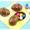 Шоколадні яйця на пасху