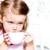 Скільки чаю можна пити дітям?